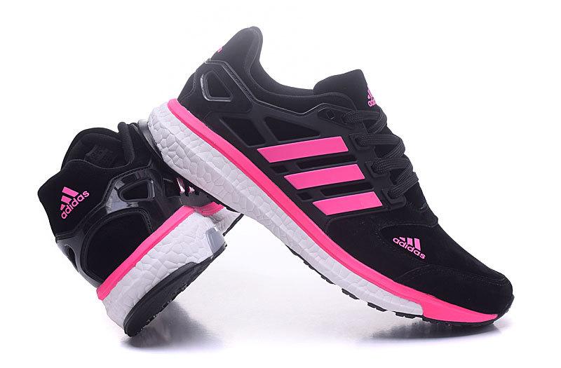Adidas Ultra Boost Dames Sneakers – Zwart/Roze/Wit