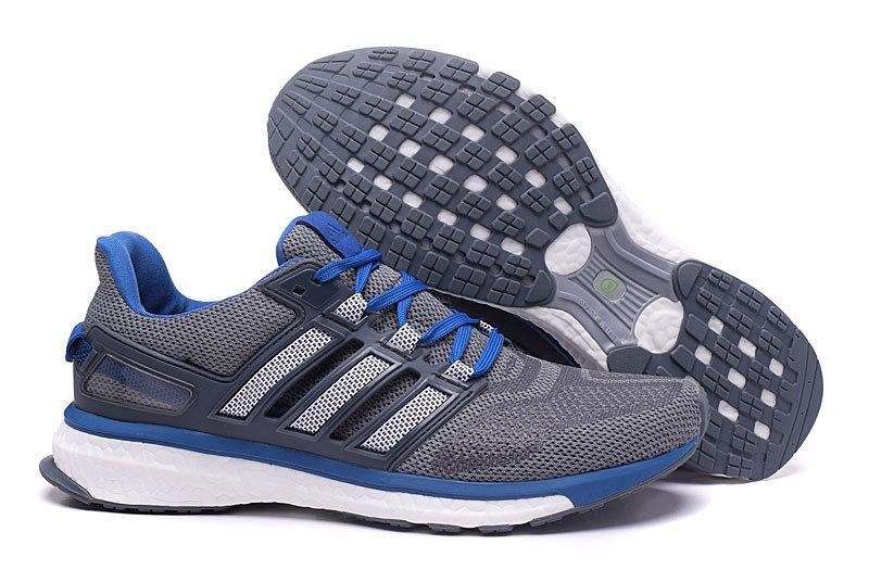 Adidas Energy Boost 3 heren sneakers blauw/grijs