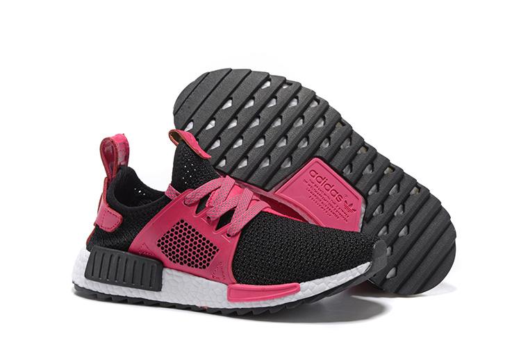 Adidas Orginals NMD Dames Sneakers – Zwart/Roze/Wit