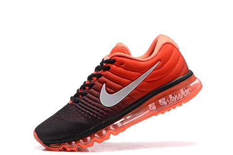 Nike Airmax Running Heren Sneakers 2017 – Oranje/Rood/Zwart