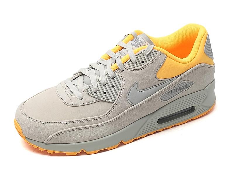 Nike Airmax 90 -Grijs/Geel