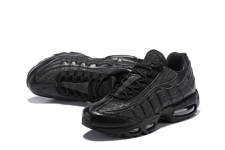 Nike Air Max 95 Essential Heren Sneakers – Zwart