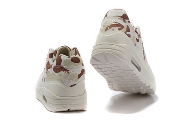 Nike Airmax One Ultra Essential Unisex Sneakers - Army Zand