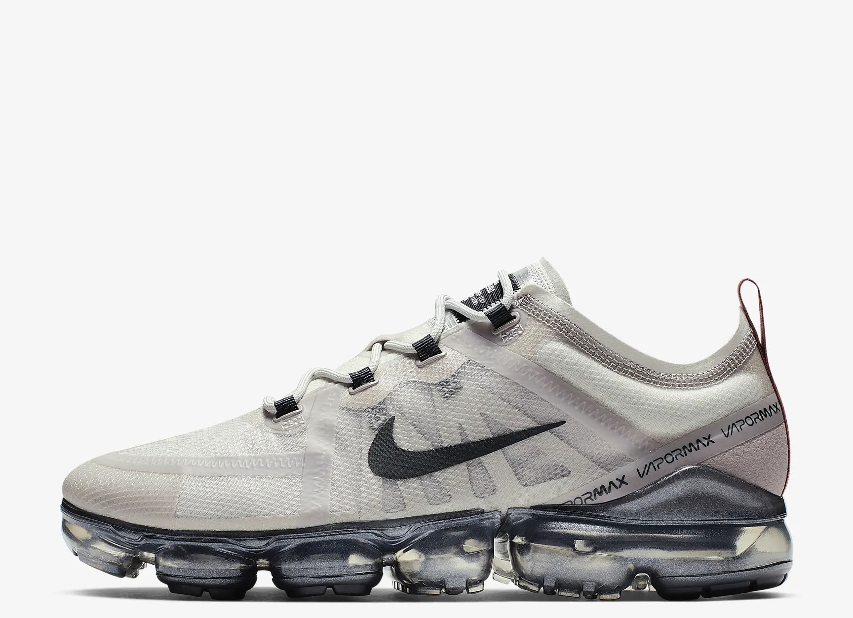 Nike Air Vapormax 2019 heren sneaker wit