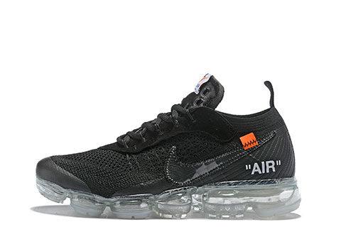 Nike Air Vapormax FK Unisex Sneakers - Zwart