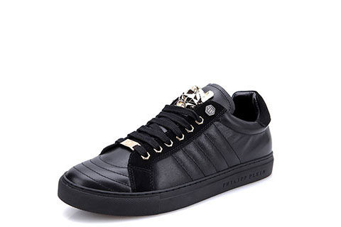 Philipp Plein Heren Sneakers - Zwart/Goud