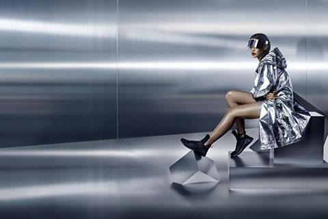 Puma Fenty The Trainer By Rihanna - Zwart