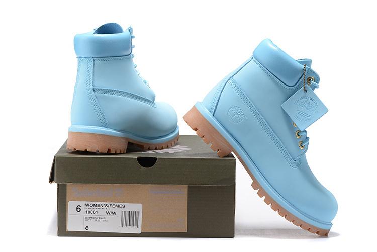 Timberland Premium Dames Laarzen - Blauw