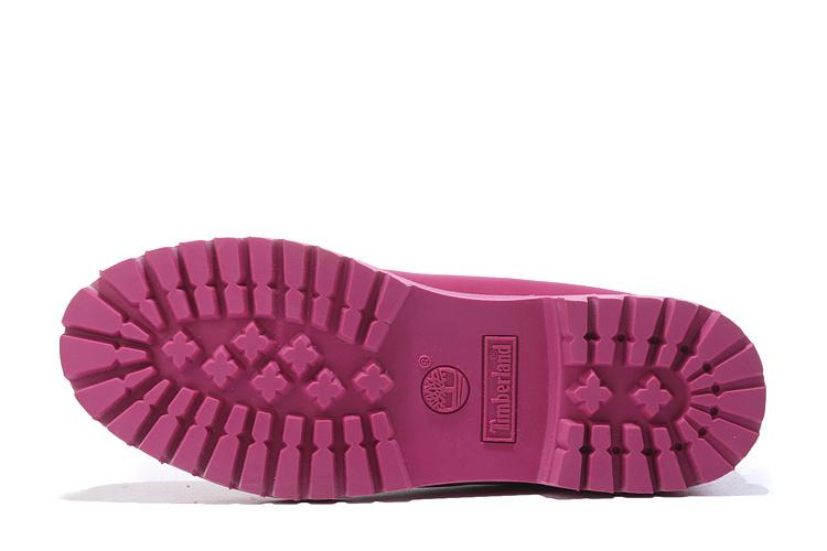 Timberland Premium Icon-6 Dames Laarzen - Paars