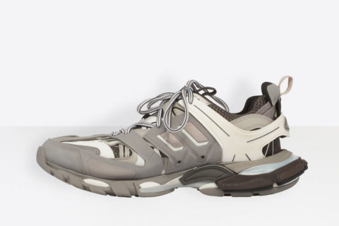 Balenciaga track trainers sneakers grijs/wit