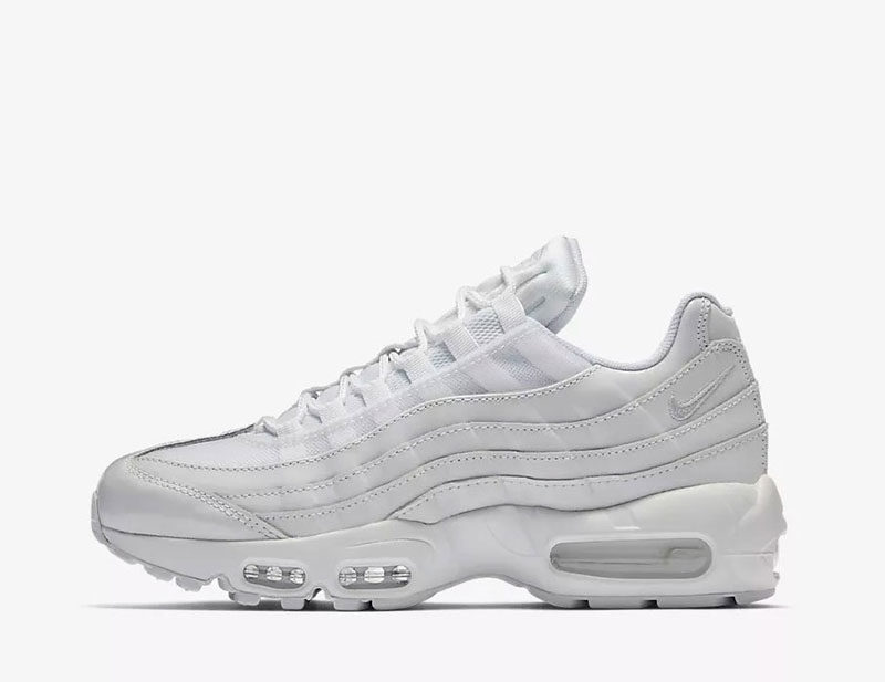 Nike air max 95 sneakers wit