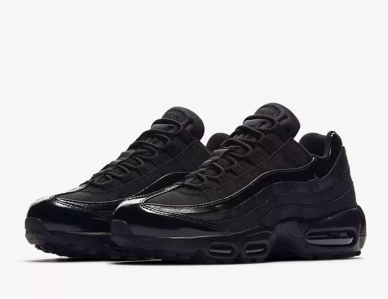 Nike air max 95 sneakers zwart