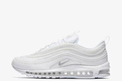 Nike air max 97 sneakers wit