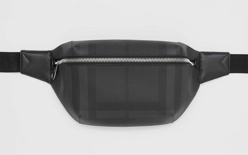 Burberry bum bag medium london heuptas zwart
