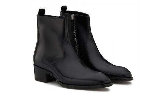 Giuseppe Zanotti abbey heren laarzen zwart - 01