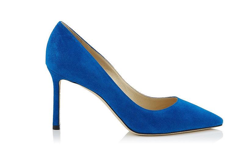 Jimmy Choo romy 85 dames pumps blauw