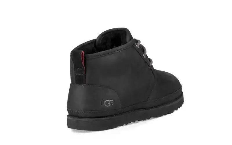 UGG Australia ® classic neumel waterproof heren enkellaarzen black