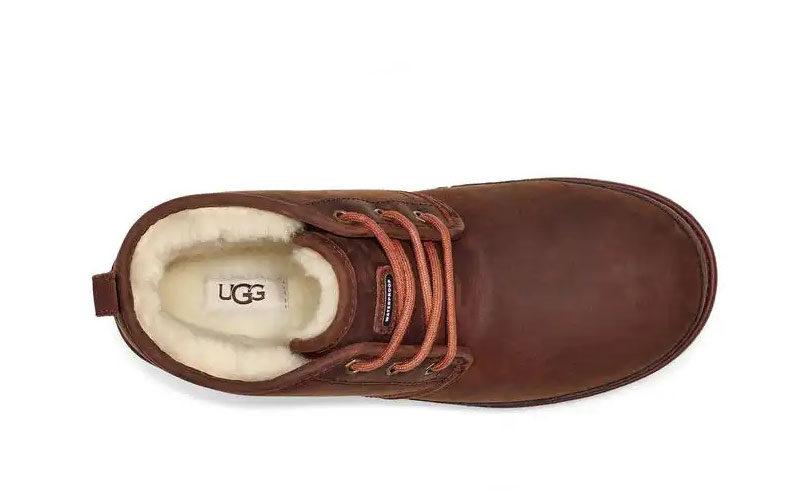 UGG Australia ® classic neumel waterproof heren enkellaarzen chestnut