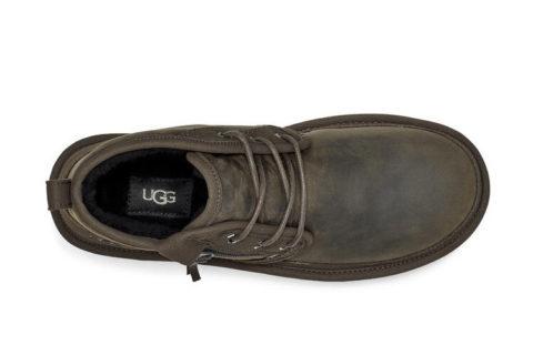UGG Australia ® neumel zip heren enkellaarzen black olive