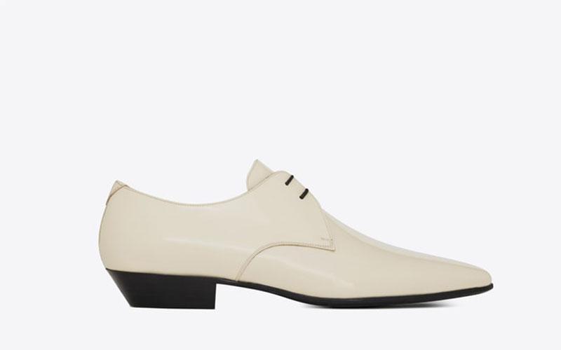 Yves Saint Laurent jonas dames schoenen wit