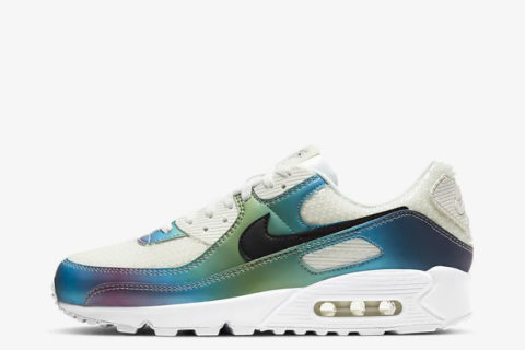 Nike Air Max 90 sneakers wit/multicolor