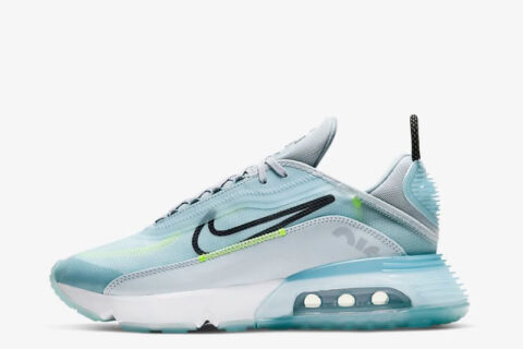 Nike air max 2090 sneakers lichtblauw