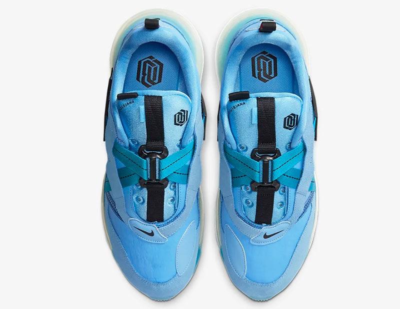 Nike air max 720 obj slip sneakers blauw