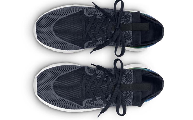 Louis Vuitton fastlane heren sneakers donkergrijs/multicolor