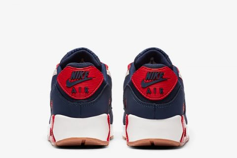 Nike air max 90 heren sneakers beige