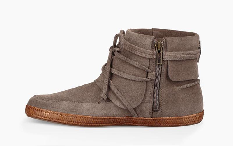 UGG ® reid loafer dames laarzen slate
