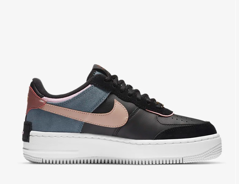 Nike Air Force 1 Shadow Dames Sneakers Zwart Donkerblauw Vind Je In Sneakerstad Did you scroll all this way to get facts about nike air force 1 shadow? nike air force 1 shadow dames sneakers zwart donkerblauw