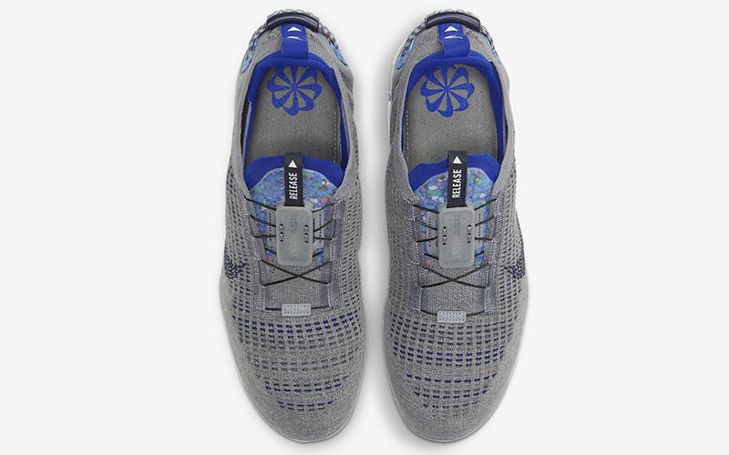 Nike air vapormax 2020 FK heren sneakers donkergrijs
