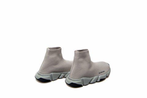 Balenciaga speed trainers 2.0 kinder sneakers grijs